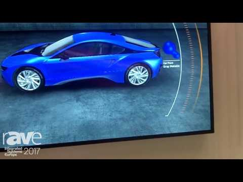 ISE 2017: Dimenco Launches 85″ Glasses-free 3D Display
