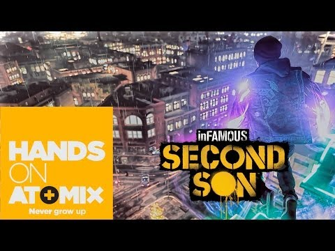 HANDS-ON: INFAMOUS SECOND SON