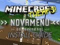 Minecraft Tweaks: Novamenu GUI Install Guide (Graphical Overhaul)