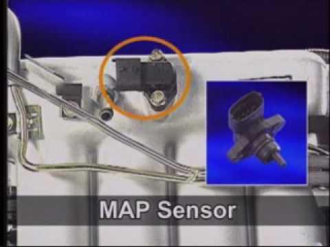sensores del sistema de inyeccion electronica (parte 1)