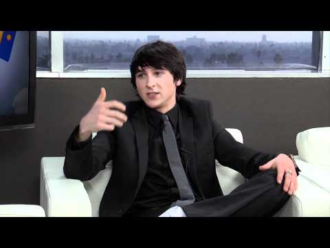 Mitchel Musso: Music Video Interview video