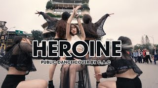 Download Lagu [KPOP IN PUBLIC CHALLENGE] SUNMI (선미) _ Heroine (주인공) Dance Cover By C.A.C From Vietnam Gratis STAFABAND