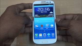Galaxy S3 - In-depth Review - Part 1 - Cursed4Eva