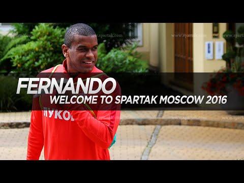 Fernando Lucas - Welcome to Spartak Moscow ● Skills ● Goals ● Assists 2016