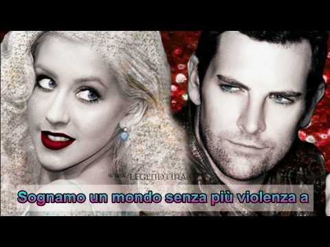 Christina Aguilera - The Prayer
