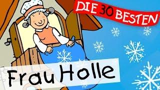 Frau Holle - Weihnachts- und Winterlieder zum Mitsingen || Kinderlieder