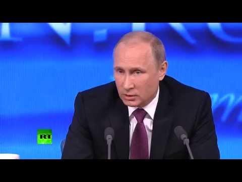 Владимир Путин: Где Ходорковский будет избираться?