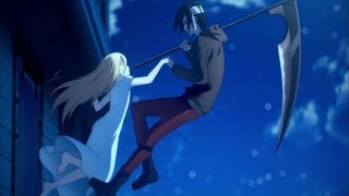 Satsuriku no Tenshi - Lost Without You 「AMV」Zack x Rachel (THE END)