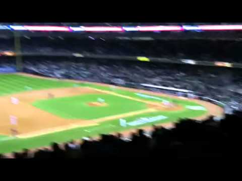 Raul Ibanez Game Tying HR ALCS 10-13-12