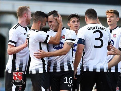 Highlights | Levadia 0-1 Dundalk FC 12.07.2018