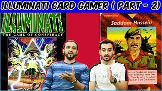 The Mysterious iLLuminati Card Game PART 2 (Hindi Urdu) | The Baigan Vines