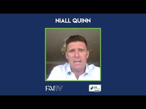 INTERVIEW | FAI Deputy CEO Niall Quinn delighted to see the SSE Airtricity League return