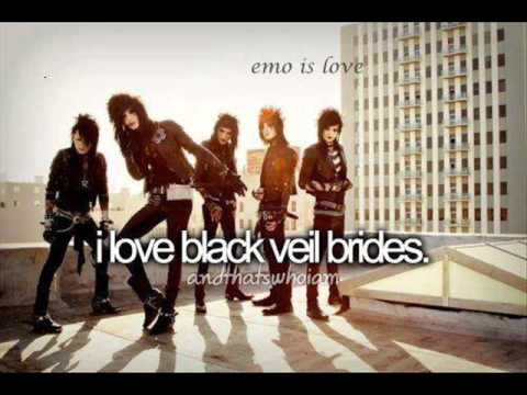 Black Veil Brides - In The End (audio) video