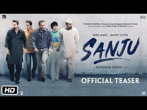 SANJU: Ranbir Kapoor to Sanjay Dutt - The Transformation | Rajkumar Hirani | In Cinemas Now