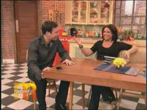 Jimmy Fallon on Rachel Ray