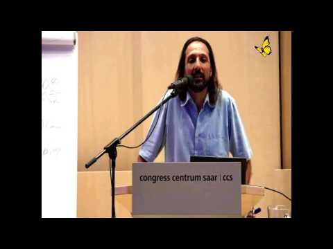 Nassim Haramein -- Symposium der Grenzwissenschaft 2012