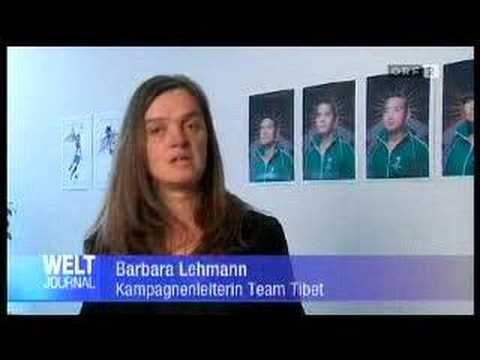 TEAM TIBET:1/2 National Austrian TV-Reportage, 19.09.07 ORF2