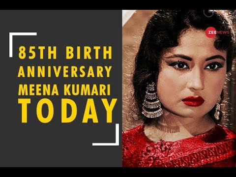 Deshhit: Its 85th birth anniversary of the veteran actress Meena Kumari today