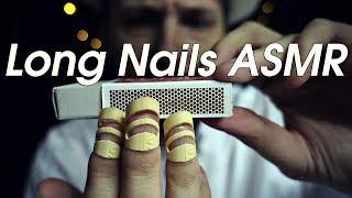 Long Nails Ramble ASMR