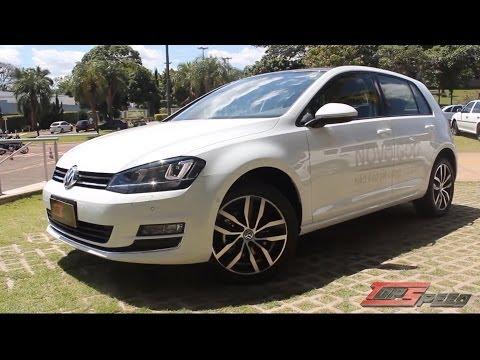 Avaliação Volkswagen Novo Golf (MK VII) 1.4 TSI (Canal Top Speed)
