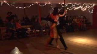 Burak Koyuncu & Valeria Solomonoff at Practilonga-939 (NYC)