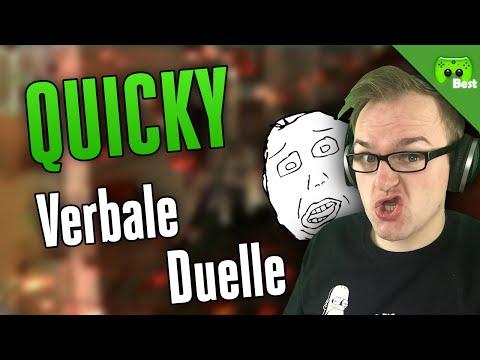 VERBALE DUELLE 🎮 Quicky #155 | Best of PietSmiet