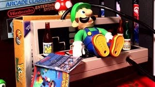 Farewell, Nintendo Power (In Stop Motion)