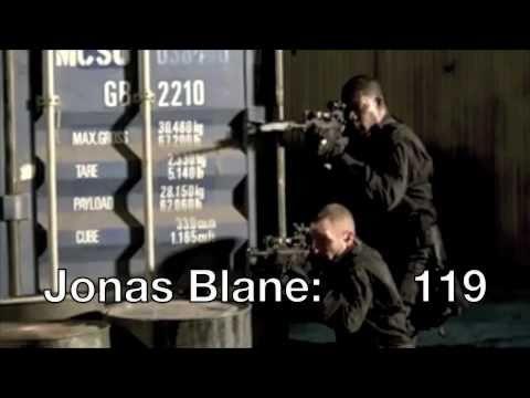 The Unit- Jonas Blane KillCount