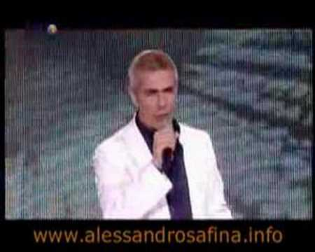Alessandro Safina – Sognami (Dream Of Me) – Lebanon 2007
