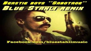 download lagu Beastie Boys - Sabotage Blue Stahli Remix gratis