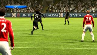 Kwadwo Asamoah wonderful goal in PES 2013