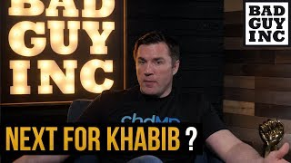 Is there a chance we'll see Conor vs Khabib 2 in Abu Dhabi?