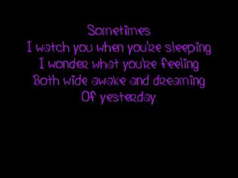 Girls Aloud - Loving Kind Lyrics video
