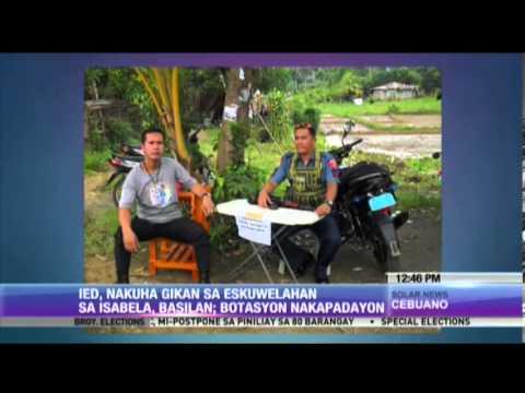 Solar News Cebuano October 29, 2013