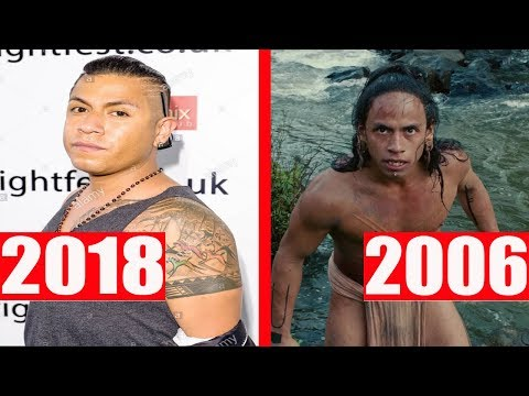 Download Apocalypto 2006 Cast: Then and Now 2018 Mp4 baru