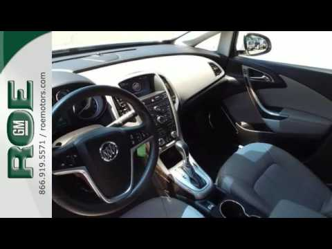 2012 Buick Verano Medford Grants Pass, OR #36502