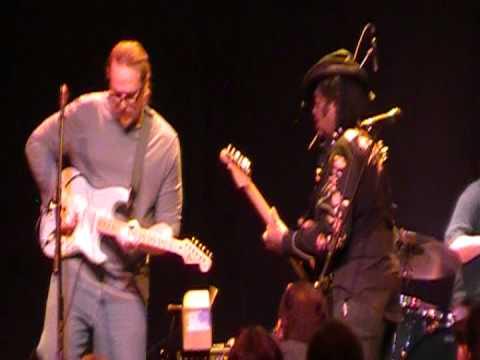 Guitar Shorty @The El Rey Theater Albuquerque New Mexico