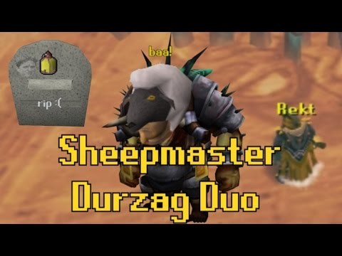 Beastmaster Durzag Duo #1