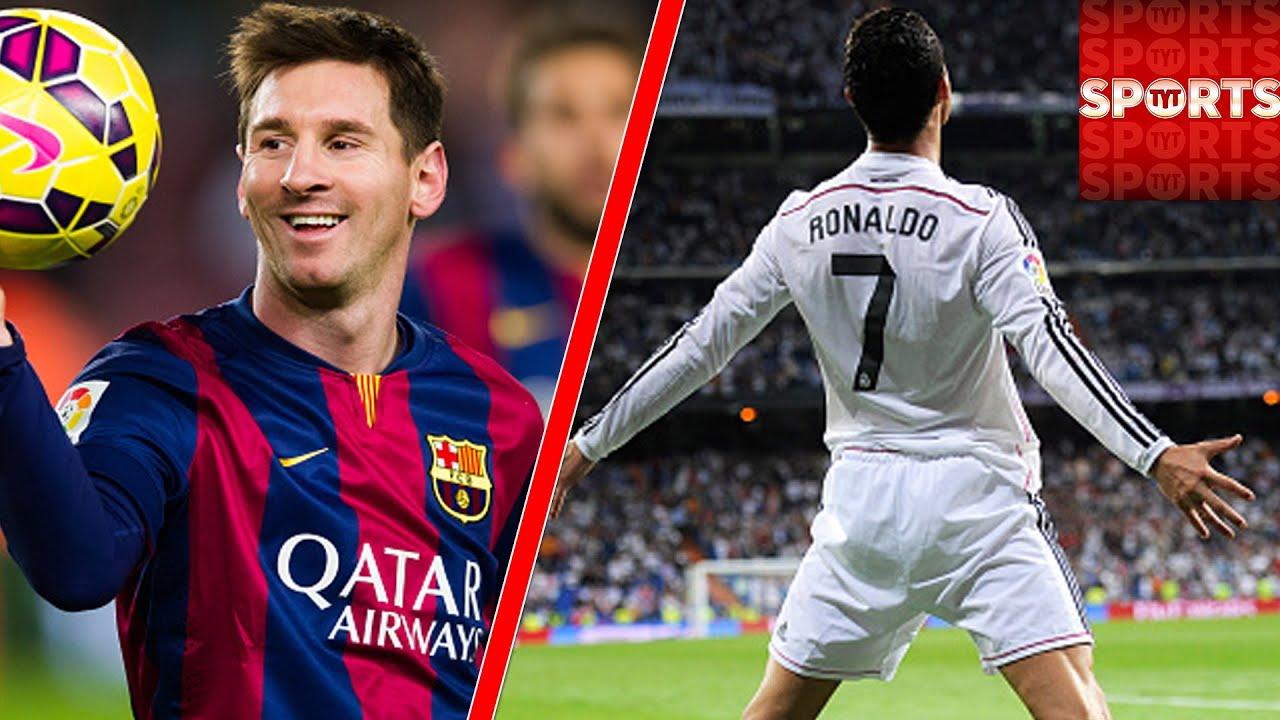 Messi 2014 Clasico Messi vs Ronaldo | el Clasico
