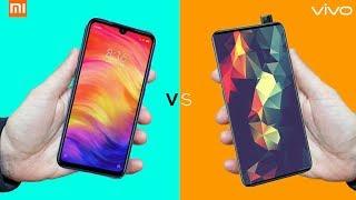 Redmi Note 7 Pro vs Vivo V15 Pro : Full Comparison