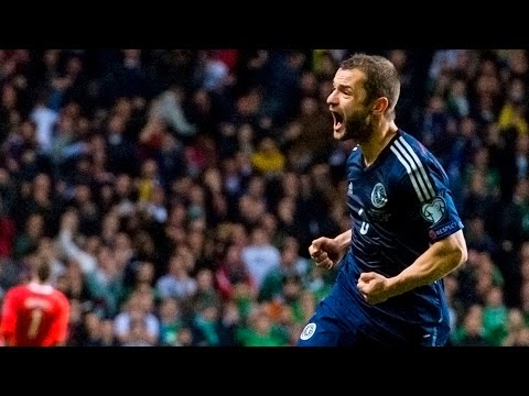 Video: Shaun Maloney's goal v Ireland - from every angle