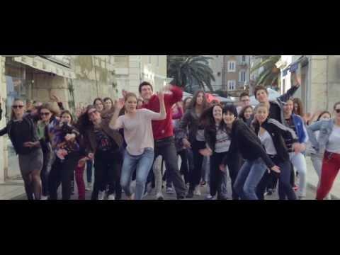 Pharrell Williams - Happy ( Split , Croatia )