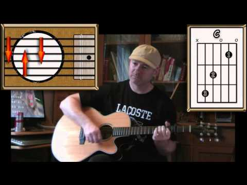 Hey Brother - Avicii - Acoustic Guitar Lesson - (easy-ish) video