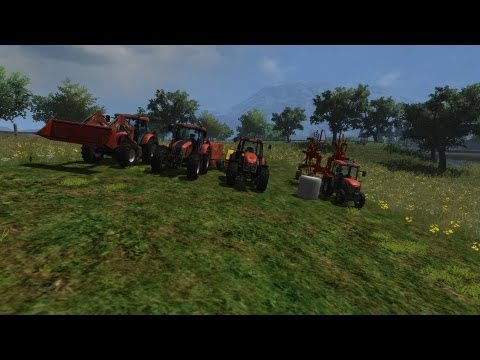 Ursus DLC Farming Simulator 2013