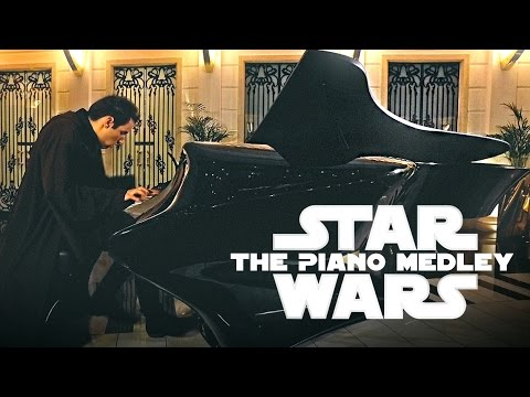 Star Wars | The Piano Medley - Peter Bence