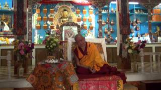 Lama Zopa Rinpoche | Emptiness, Merely labelled I  01 04 2014