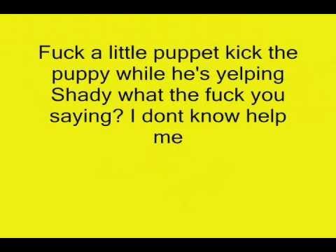 Eminem - Eminem-Insane(lyrics)