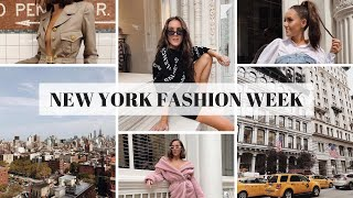 NEW YORK FASHION WEEK | Emma Rose