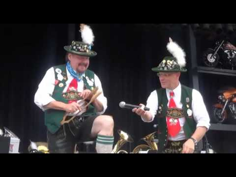 2014 German Fest Food-Music & People-Milwaukee, Wisconsin