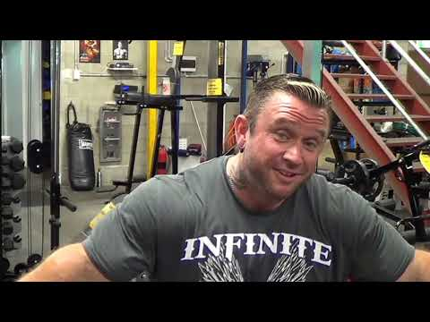 Hardcore Bodybuilding Motivation Video With Lee Priest video